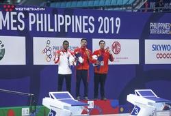 Trực tiếp SEA Games 30 hôm nay 5/12: Huy Hoàng, Hưng Nguyên liên tục giành Vàng