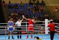 Boxing SEA Games 30: Võ sĩ trẻ Nguyễn Mạnh Cường mở màn pha KO đầu tiên cho Việt Nam