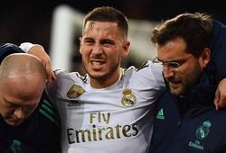 Real Madrid gây choáng với số ca chấn thương trong 5 tháng