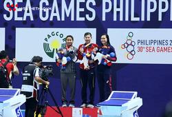 Trực tiếp SEA Games 30 hôm nay 6/12: Ánh Viên lập cú đúp HCV cho bơi lội Việt Nam