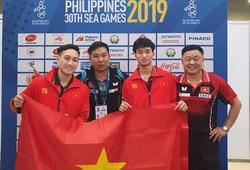 Danh sách các VĐV Việt Nam đoạt huy chương tại SEA Games 30