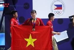 Ánh Viên giành HCV thứ 6 nhưng chưa phá nổi kỷ lục SEA Games nào