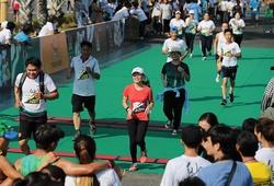 Mekong Delta Marathon 2020 mạnh mẽ với thông điệp chống biến đổi khí hậu