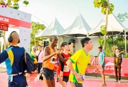 Nhà vô địch Techcombank Marathon HCM 2019 đã phá vỡ kỉ lục của chính bản thân mình