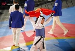 Taekwondo Việt Nam giành liền 2 HCV trong nước mắt