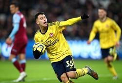 """""""Canh bạc"""" Martinelli của Ljungberg tạo nên dấu mốc mới với Arsenal"""