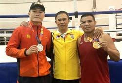 Trương Đình Hoàng có cùng thầy với đối thủ Thái Lan