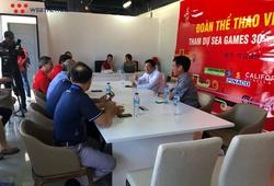 """Bộ trưởng Bộ VHTTDL Nguyễn Ngọc Thiện: """"Tinh thần Việt Nam giúp Thể thao Việt Nam làm nên chiến thắng"""""""