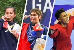 Các tuyển thủ Philippines đoạt huy chương SEA Games 30 được thưởng to
