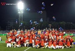 Hành trình giành Vàng ấn tượng của U22 Việt Nam tại SEA Games 30