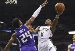 Milwaukee Bucks, Sacramento Kings sẽ tham dự các trận đấu trong tù
