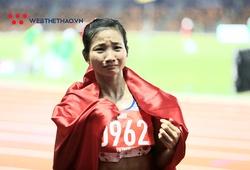 """Oanh """"ỉn"""" mang HCV SEA Games 30 về Bắc Giang nhận thưởng, giao lưu với runner quê nhà"""
