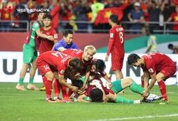 Việt Nam góp mặt ở 2/5 trận hay nhất VCK U23 châu Á