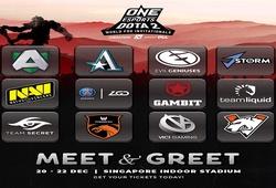 Lịch thi đấu ONE Esports Dota 2 Singapore Main Event: Virtus Pro vs NaVi