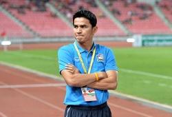 Kiatisak tin tưởng Thái Lan sẽ vượt qua bảng đấu khó tại VCK U23 châu Á 2020