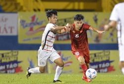 Lịch thi đấu chung kết BTV Cup 2019: U20 Việt Nam vs B. Bình Dương