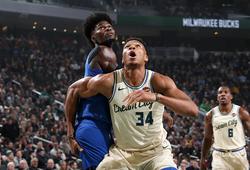 Lịch thi đấu NBA ngày 17/12: Milwaukee Bucks tiếp tục bay cao?