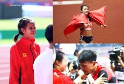 Điền kinh Việt Nam và những bước chạy vượt mọi giới hạn tại SEA Games 30