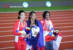 Đối thủ của Tú Chinh không thể cứu Điền kinh Singapore bị chê trách sau SEA Games 30