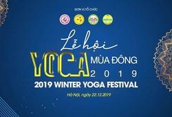 Lễ hội Yoga lớn nhất Hà Nội sẽ được khai mạc tại nhà thi đấu Hoàng Mai