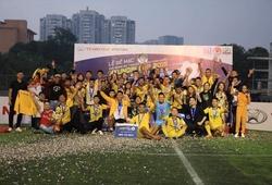 Gia Việt FC: Nhà vô địch của những kỷ lục