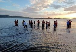 Phải nhảy xuống biển do không đoạt HCV SEA Games!