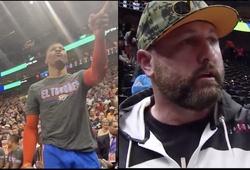 Russell Westbrook bị Fan Utah Jazz kiện 100 triệu đô chỉ vì không được ... tới sân nữa
