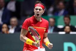 Nadal và Barty nhận danh hiệu VĐTG 2019 của ITF