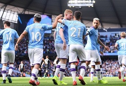 Man City chuẩn bị cán cột mốc chiến thắng ở Ngoại hạng Anh trong thập kỷ
