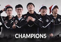 Kết quả ONE Esports Dota 2 Singapore Main Event: Vici Gaming vô địch