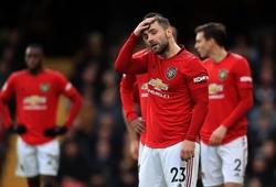 """MU xấu hổ với 6 thống kê """"không thể chấp nhận"""" trước Watford"""