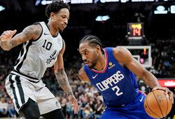 San Antonio Spurs vỡ vụn trước Kawhi Leonard ngày trở về