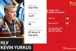 HLV Kevin Yurkus: Người hùng thầm lặng của bóng rổ Việt Nam
