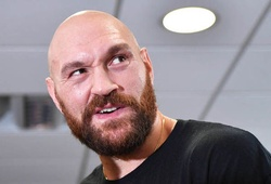 """Tyson Fury """"cà khịa"""" Deontay Wilder trước thềm trận tái đấu"""
