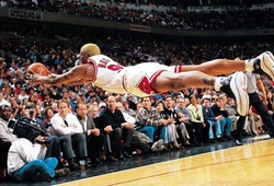 Dennis Rodman: Hanamichi ngoài đời thực
