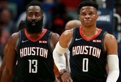 Sống sót qua hiệp 4, Houston Rockets áp sát top 2 miền Tây