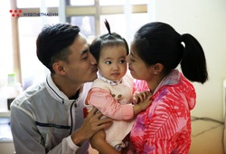 Ngắm tổ ấm nhỏ xinh, con gái rượu đáng yêu của mẹ bỉm sữa Nguyễn Thị Huyền