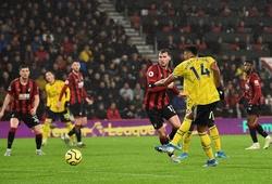 Aubameyang và Ozil nhận điểm cao nhất khi Arteta ra mắt Arsenal