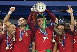 """Ronaldo tiết lộ từng """"phá lệ"""" uống rượu khi vô địch Euro 2016"""