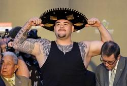 Andy Ruiz sẽ trở lại và lợi hại hơn xưa