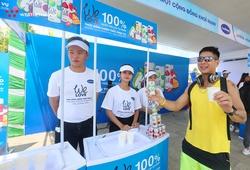 Điều hiếm thấy lần đầu tiên xuất hiện tại Mekong Delta Marathon 2020