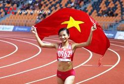 """Nguyễn Thị Oanh tiết lộ thời điểm """"nhổ giò"""" chạy marathon… cạnh tranh với Hồng Lệ"""
