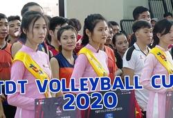 Bóng chuyền sinh viên sục sôi cùng giải đấu của ĐH Tôn Đức Thắng