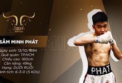 """[CHÂN DUNG VĐV] Sẳm Minh Phát - """"Ốc tiêu"""" của boxing Việt Nam"""