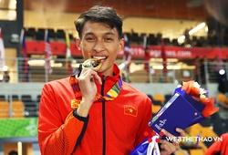 Trần Nhật Hoàng kinh ngạc khi trở thành VĐV được yêu thích nhất Cúp Chiến thắng 2019