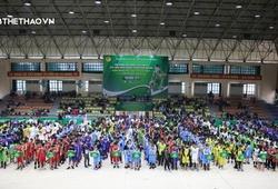 Lễ hội bóng rổ cho học sinh Thủ đô khai màn năm mới 2020