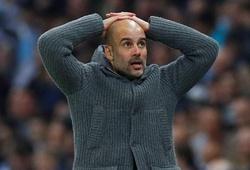 Guardiola cảnh báo về vị trí gây sốc của Man City vào cuối mùa
