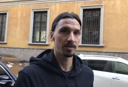 Tin bóng đá 2/1: CĐV Milan hồ hởi đón chào Ibrahimovic