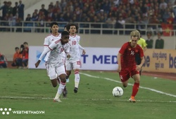 UAE quyết đòi lại ngôi đầu của Việt Nam ở vòng loại World Cup 2022