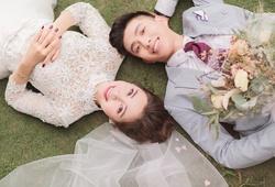 Vợ chồng Phan Văn Đức, Nhật Linh khoe ảnh cưới đẹp tựa thiên thần
